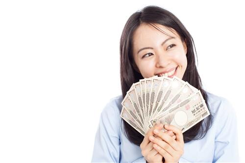プロミスの融資対象が広くて喜ぶ女性